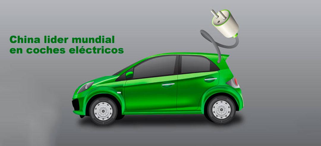 china lider coche eléctrico