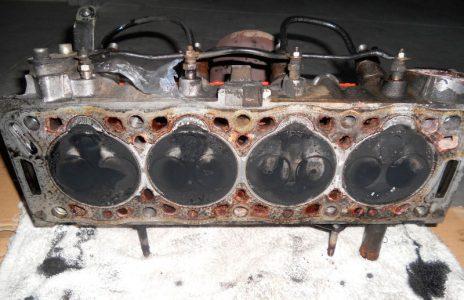 motor con carbonilla