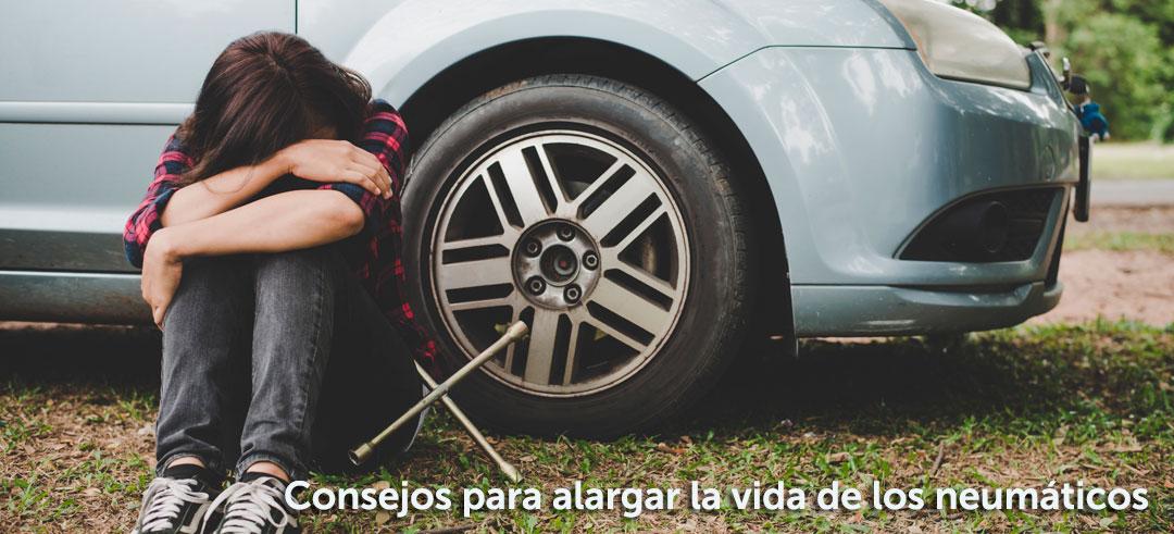 consejos mantenimiento de los neumáticos
