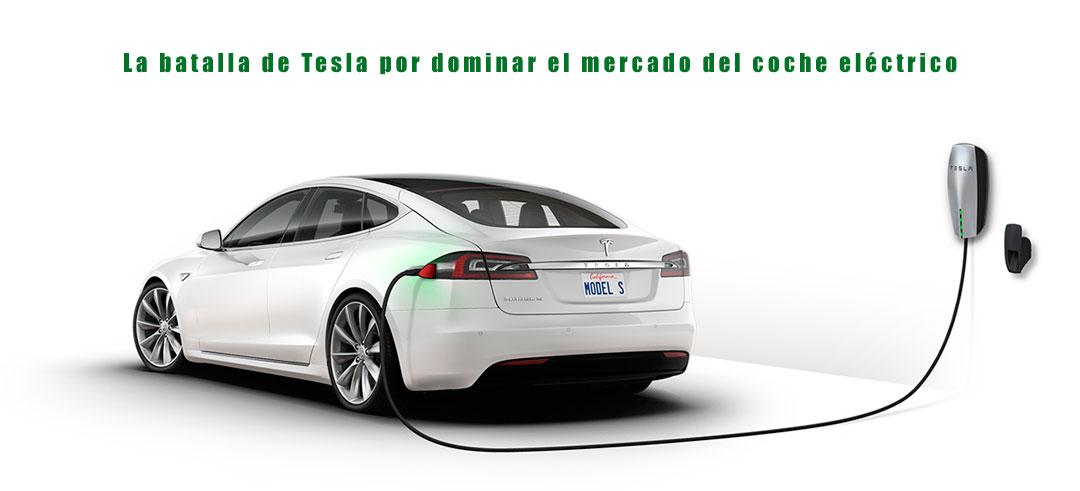 La batalla por el mercado del coche eléctrico