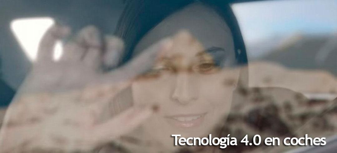 Tecnologías 4.0 en los coches