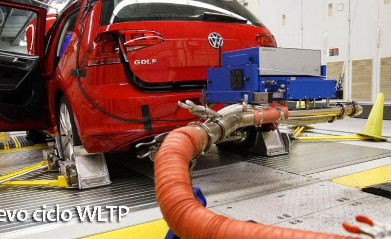 Nuevo ciclo de homologación de consumos y emisiones WLTP